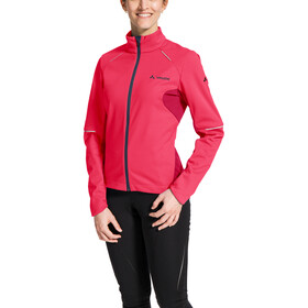 VAUDE Resca III Kurtka Softshell Kobiety, bright pink
